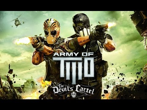 Interview: Producer Greg Rizzer Breaks Down Army of Two: The Devils Cartel | DualShockers