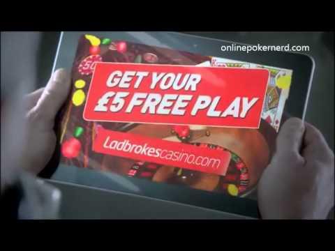 Ladbrokes Mobile Online Casino Video 2013 - Online Casino Bonus Code Review - OnlinePokerNerd.com