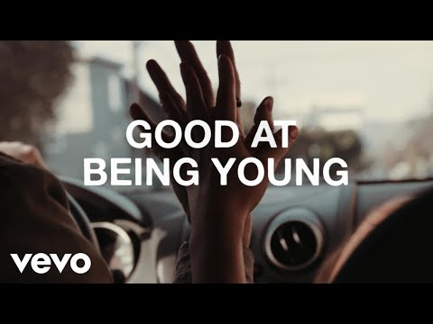 Parachute - Young (Lyric Video)