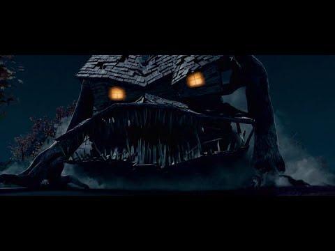 Дом на холме призраков - легендарный фильм ужасов