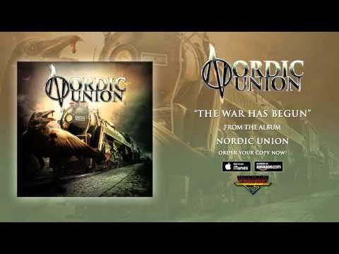 Nordic Union - The War Has Begun (Official Audio)