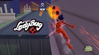Miraculous Ladybug & Cat Noir #36 | LADYBUG: Play Infinite LEVELS in PARIS!