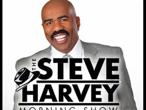Troy on Steve Harvey Radio Show (weekly guest host)