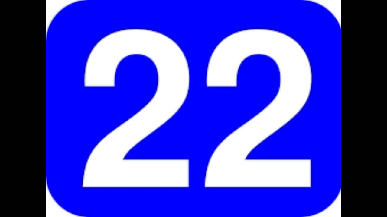 Meaning of the number 22 in the - Meaning Of The Number 22 In The 4