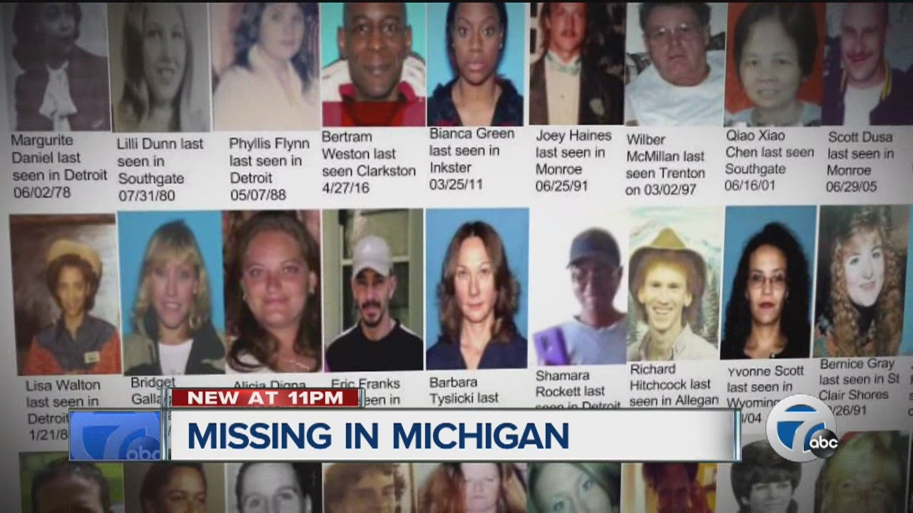 Backpage Detroit Michigan >> Missing In Michigan Families Continue Their Search For Loved Ones