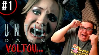 UNTIL DAWN A PSICOSE EXTREMA DO RIC | #1