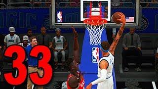 Video NEW DUNK ANIMATIONS (Finally) - NBA 2K18 My Player Career (Part 33) download MP3, 3GP, MP4, WEBM, AVI, FLV September 2018