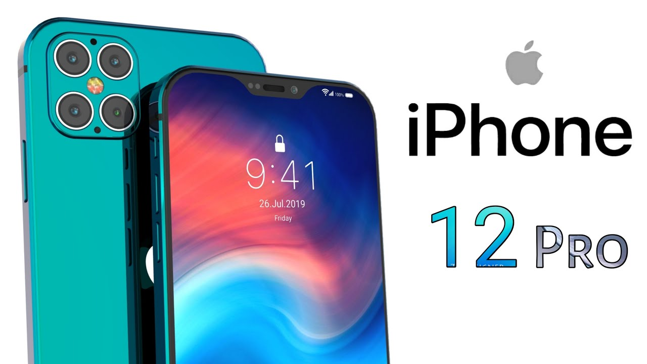 Iphone 12 Pro Trailer Concept Design Introduction Youtube