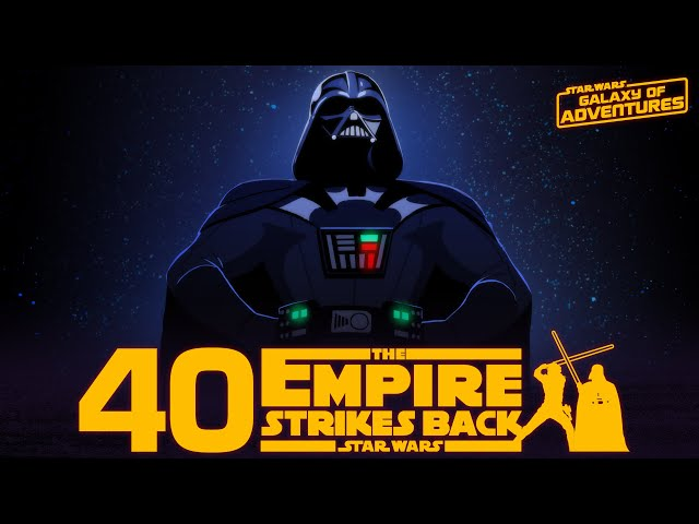 The Empire Strikes Back 40th Anniversary | Star Wars Galaxy of Adventures