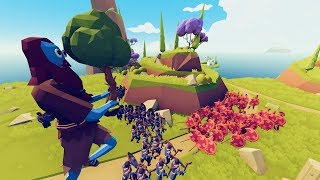 TABS Custom Battles - Battle of Thermopylae and More - Totally Accurate Battle Simulator