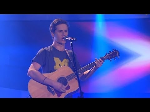 Chris Schummert - Pumped Up Kicks | The Voice of Germany 2013 | Blind Audition