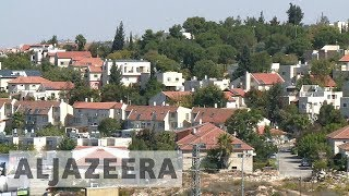 Israeli settlement expansion in West Bank increases pessimism over two-state solution bid