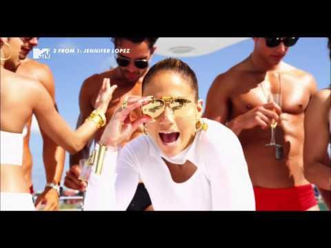 Jennifer Lopez Ft  French Montana   I Luh Ya Papi Official Music Video MTV Germany HD 720p HD