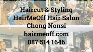 HairMeOff Hair Salon Services