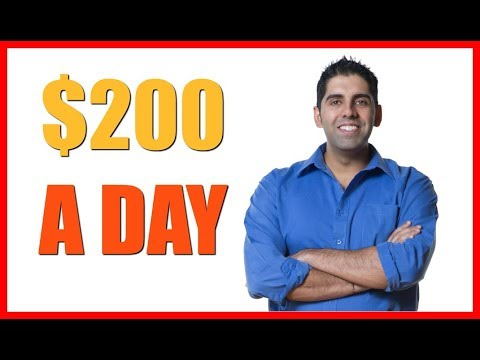 How To Make $100-$200 Per Day With Affiliate Marketing