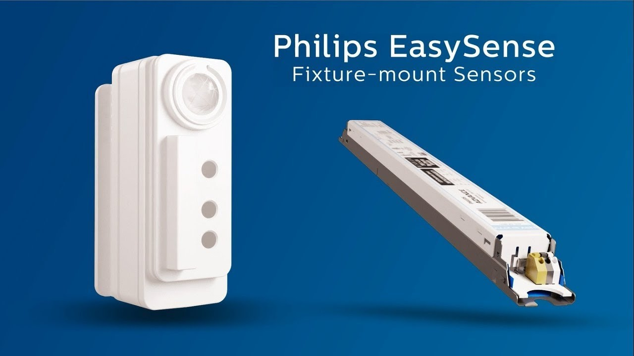 Philips Easysense The Next Step In Connected Lighting
