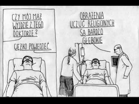 #96 - Nergal pozwany o obrażenie uczuć religijnych