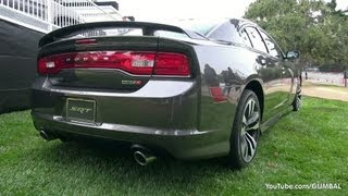 Dodge Charger SRT8 392 HEMI Appearance Package + 2013 SRT Viper GTS