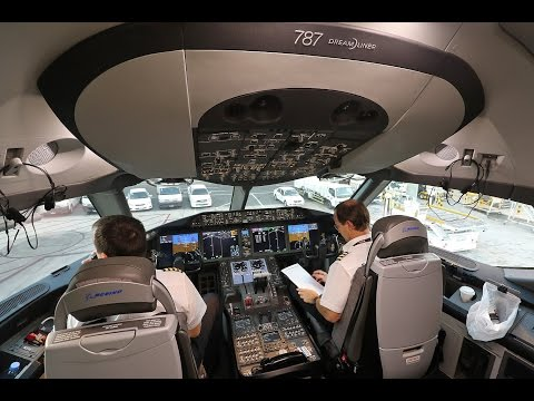 Thumbnail: Qatar Airways B787-8 Dreamliner First Class Doha Dubai shuttle