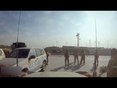 Ürdün ve Alman Askerleri Kavga Etti Türk Askerleri Kurtardı !!