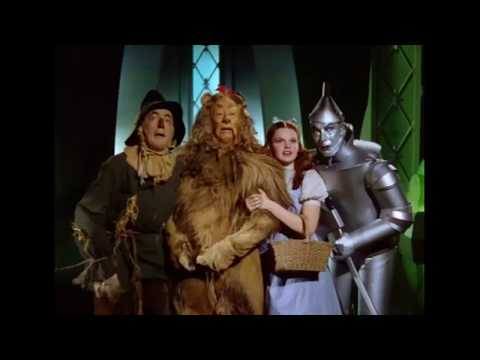 The Wizard of Oz:  Radio Play - Judy Garland - 1950