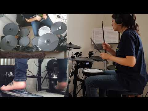 Trinity Site - Shadow Aspect (Drum Cover)
