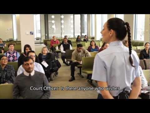 Download Welcome to Jury Service - with english sub-titles