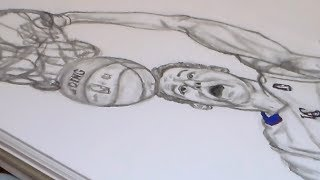 Drawing Blake Griffin