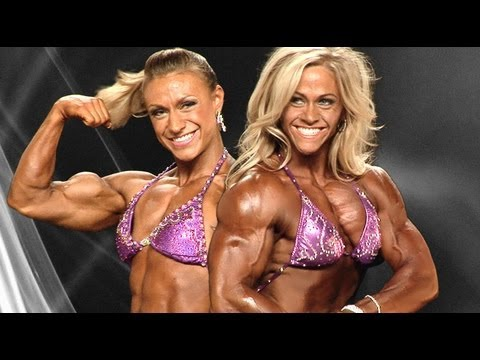 IFBB MUSCLE, | FEMALES BODYBUILDING, - PALOMA PARRA, GYM WORKOUT, from YouTube · Duration:  1 minutes 37 seconds