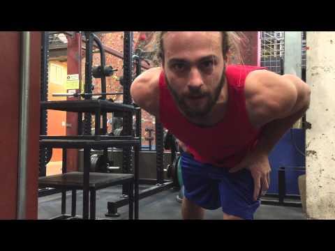 American Ninja Warrior Submission 2015 - Sam Goldstein