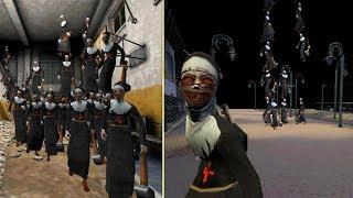 100 КЛОНОВ МОНАХИНИ ВЫШЛИ ЗА КАРТУ! - The Nun | Монахиня | Evil Nun