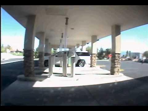 Darrien Hunt Murder in Saratoga Springs Cyprus credit union Branch video