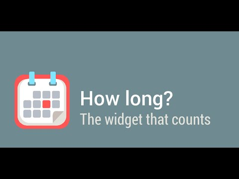 How Long Widget for PC (windows 10/8/7 and Mac) - Download Free