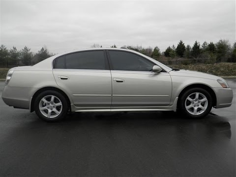 Beautiful 2006 NISSAN ALTIMA 3.5 SL V 6 108K LEATHER MOONROOF BOSE AUDIO CALL  855.507.8520 FOR DETAILS