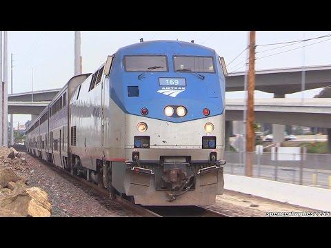 Amtrak Trains + BNSF OFFICER SPECIAL