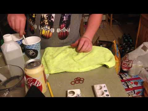 How To Clean Bearings On A Skateboard