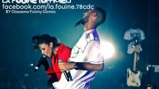 La Fouine Ft. Zaho - Ma Meilleure (  Paroles)