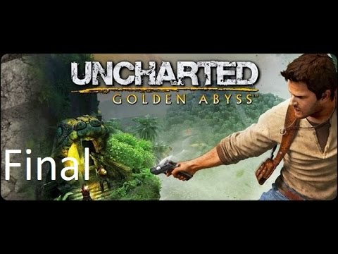 Uncharted: El Abismo De Oro | En Español | Capítulo 10 - Final