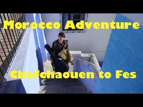 Morocco Adventure From Chefchaouen to Fes