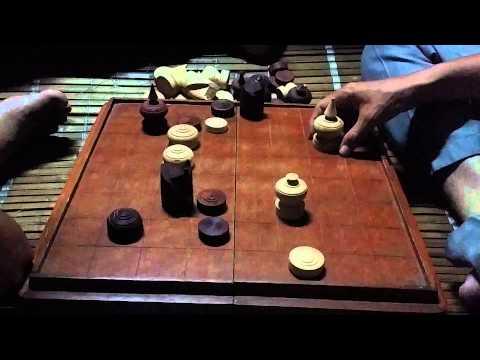 Ouk Khmer | Khmer Chess video | Cambodia Chess 2014