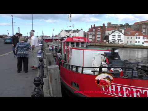 PAA COD FISHING THE CHIEFTAIN WHITBY