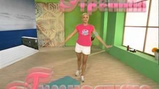 Утренняя гимнастика с Екатериной Серебрянской 14