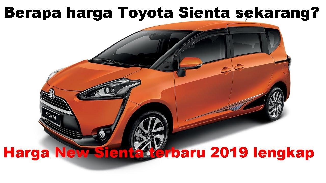 Kelebihan Harga Toyota Sienta 2019 Harga