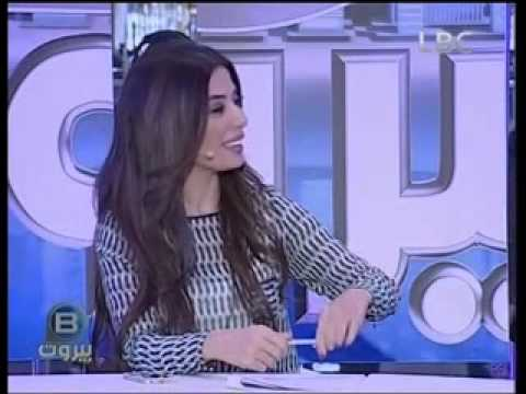 LBC SAT  B Beirut program  hands spa informations by Noha Moawad