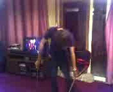 Lewis Morris Dancing