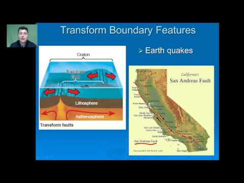 Earth's Internal Structure and Geologic Processes