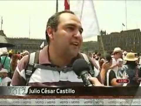 Convocan en redes sociales a marcha a favor de AMLO en el Zócalo