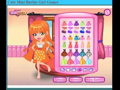 เกมส์แต่งตัวบาร์บี้  Barbie Game