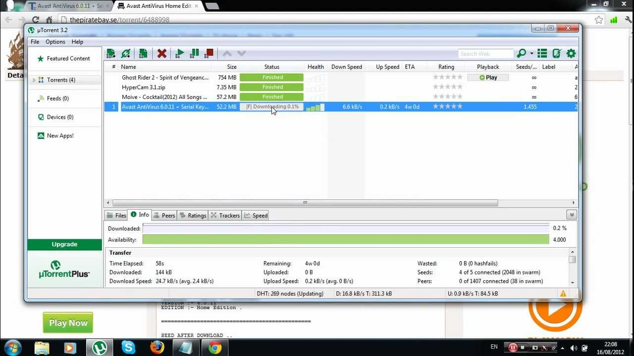avast anti virus torrent