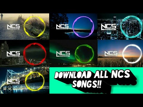 How To Download all NCS Music in One Zip ||what's A New